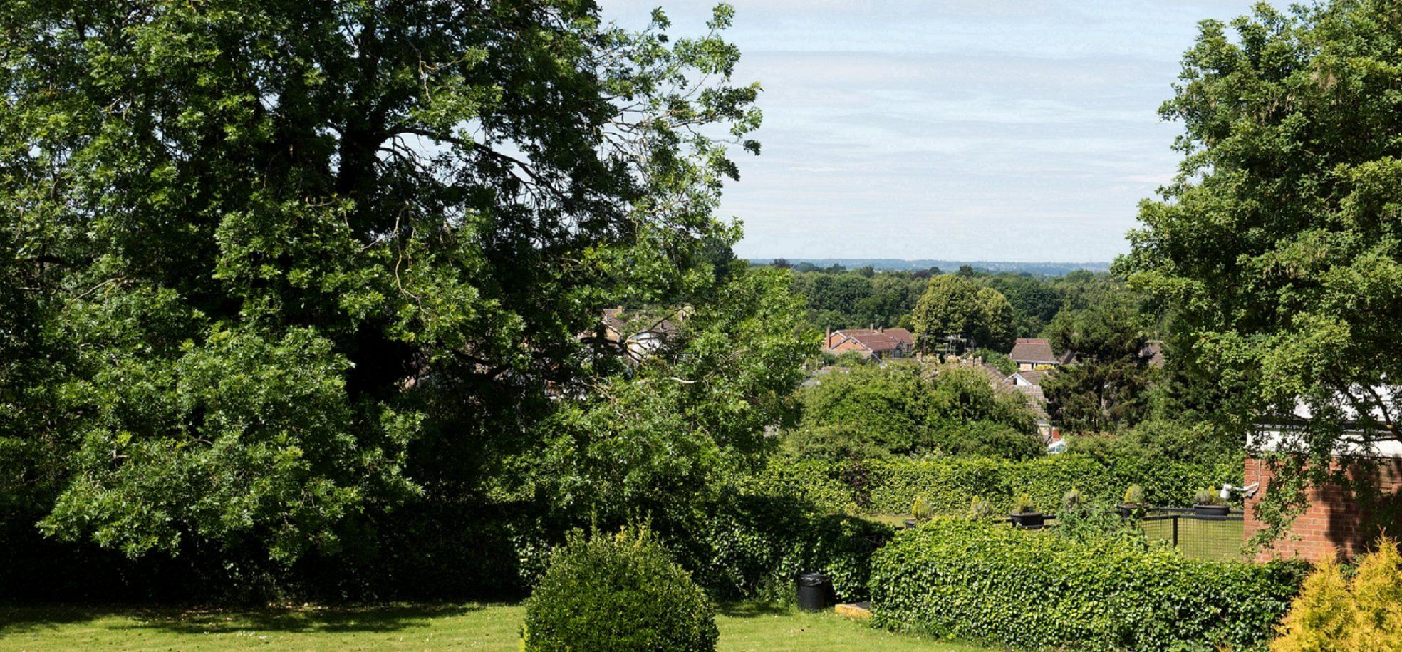 Devonshire Court garden