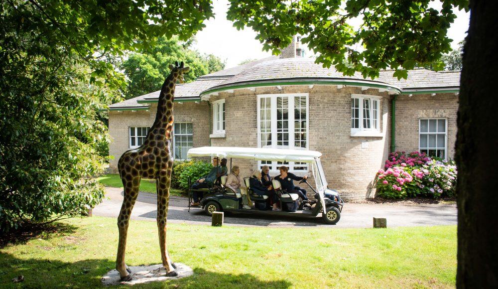 Safari trip at Prince Edward Duke of Kent Court