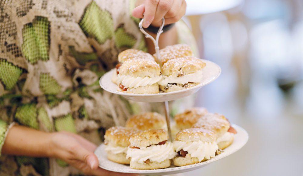 Cakes at Prince Edward Duke of Kent Court