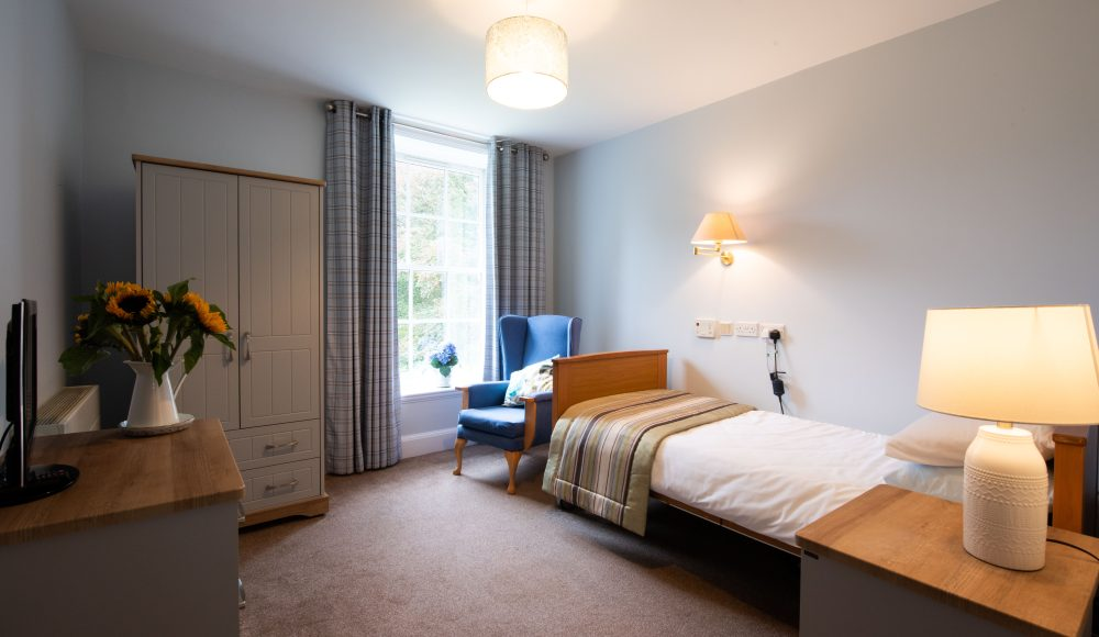 Bedroom at Shannon Court