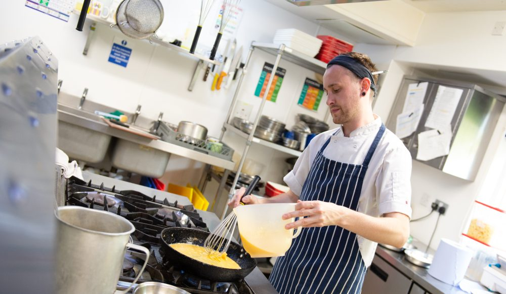 Chef at Shannon Court