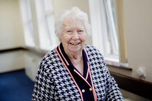 Gwen Collins, Zetland Court