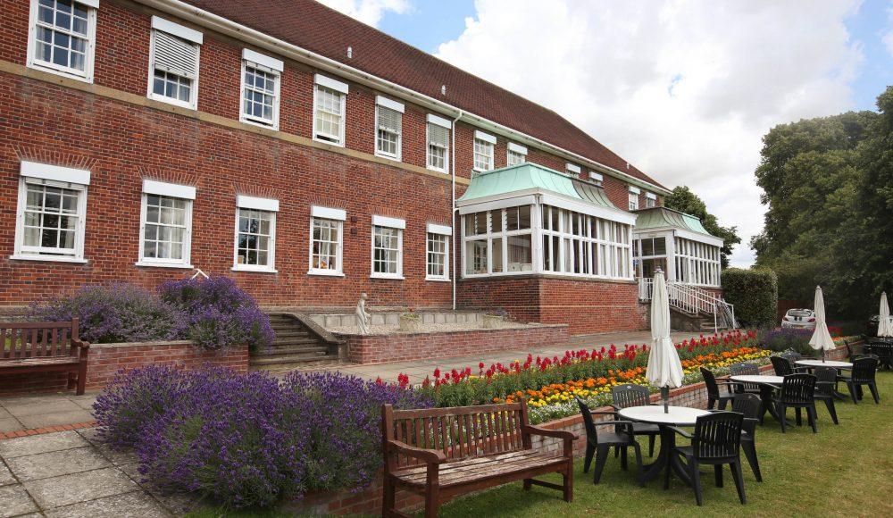 Front building at Cornwallis Court