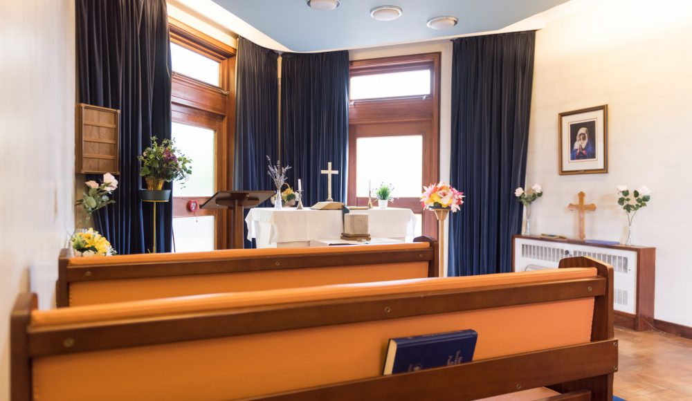 Chapel at Prince George Duke of Kent Court