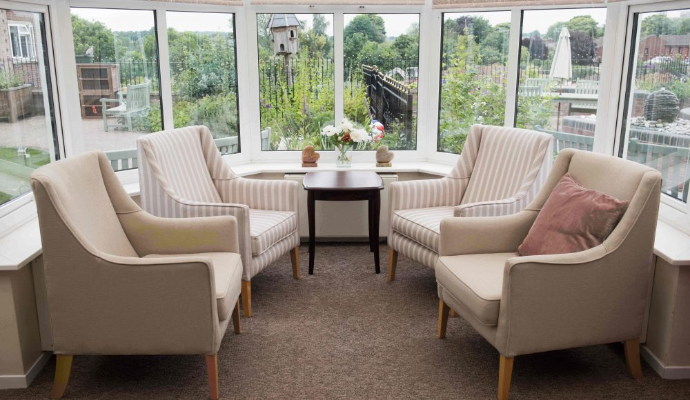 Conservatory at Connaught Court