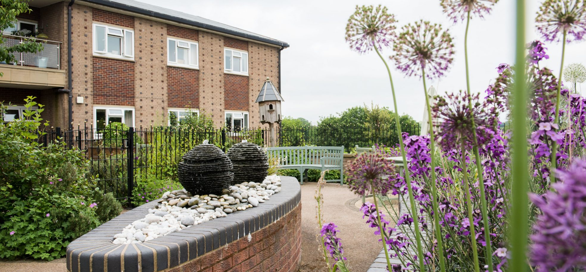 Gardens at Connaught Court