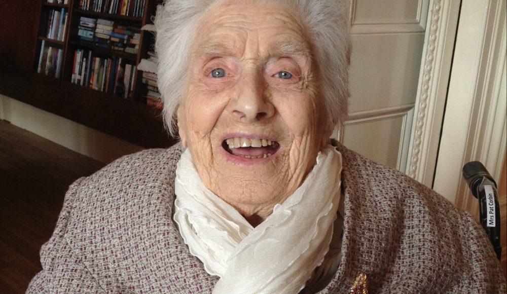 Zetland Court resident turns 109!