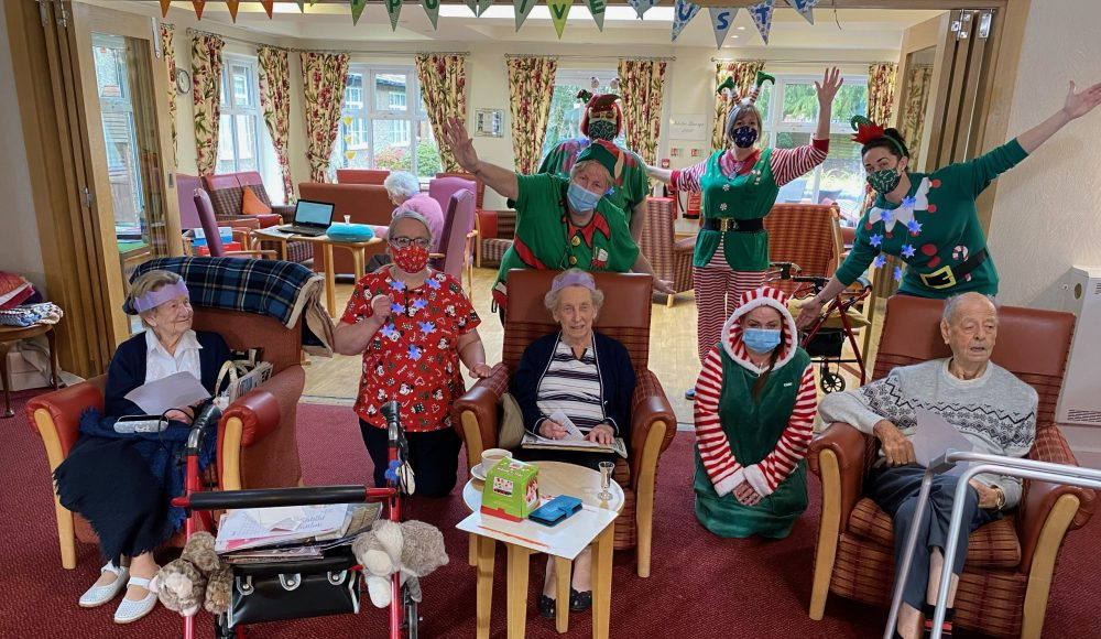 Elf Day at The Tithebarn 2020