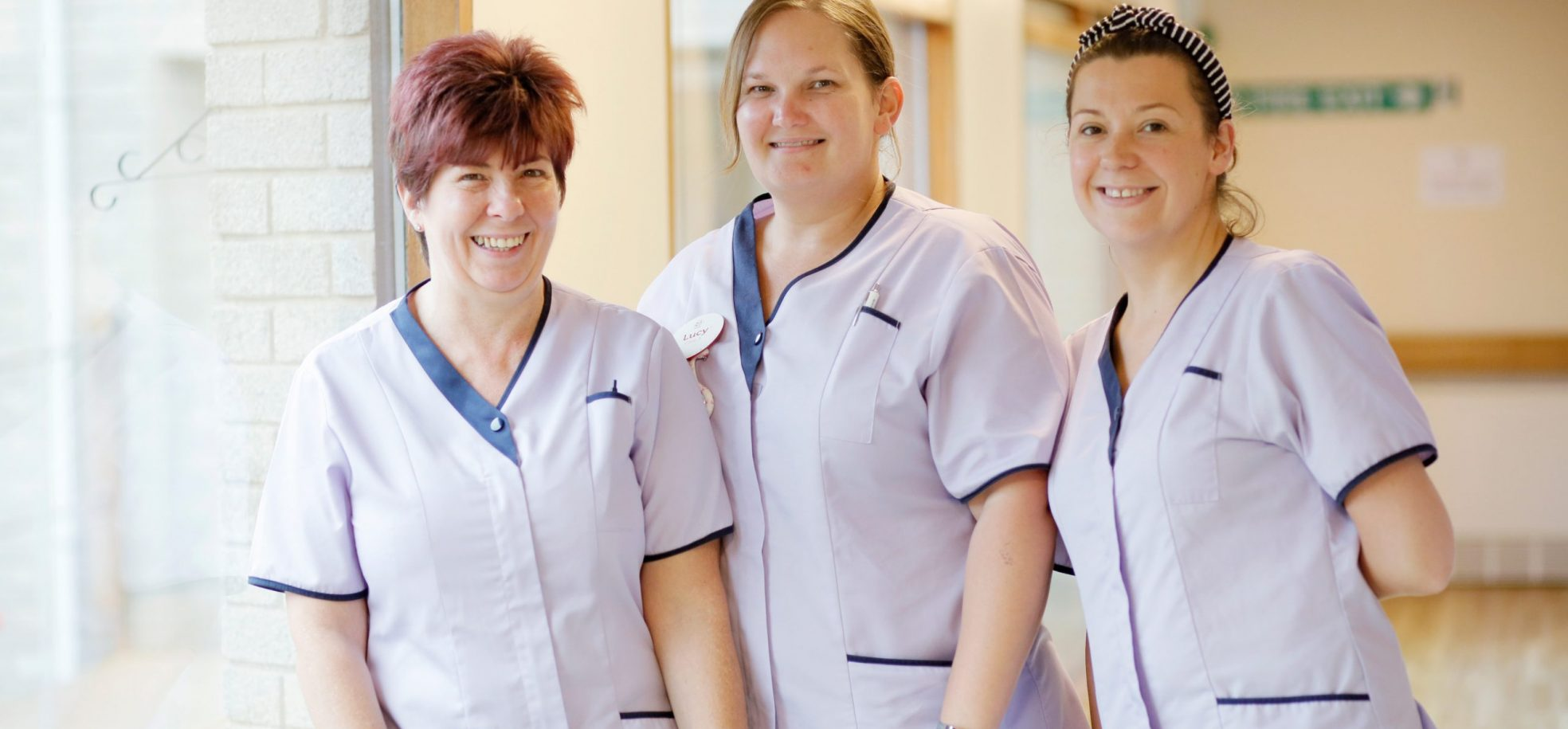 Albert Edward Prince of Wales nursing team